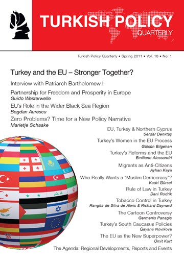 Turkey & The EU- Stronger Together?