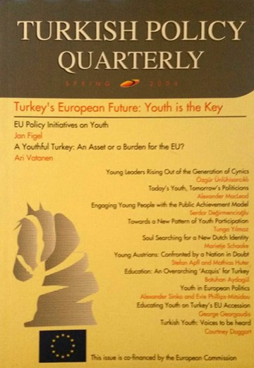 Turkey's European Future: Youth is the Key