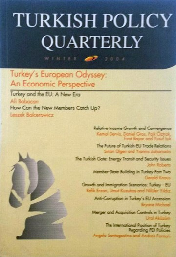 Turkey's European Odyssey 2: An Economic Perspective