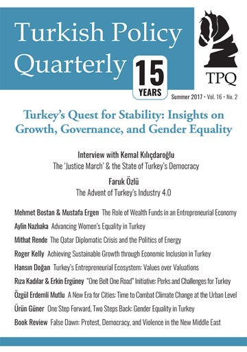 Turkey's Quest for Stability: Insights on Growth, Governance, and Gender Equality