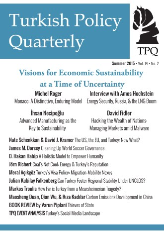 Visions for Economic Sustainability at a Time of Uncertainty