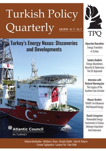 Turkey's Energy Nexus: Discoveries and Developments