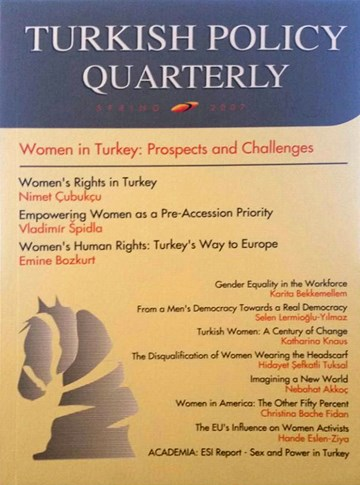 Women in Turkey: Prospects and Challenges