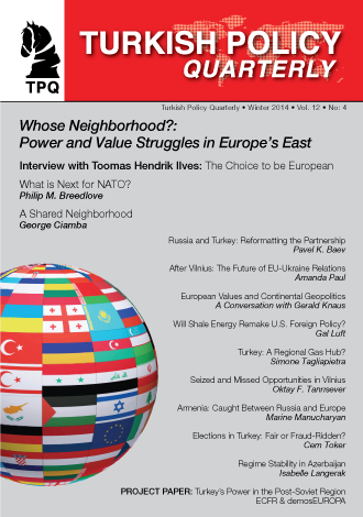Whose Neighborhood?: Power and Value Struggles in Europe's East