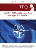 NATO in 2020 and Beyond: New Strategies and Frontiers
